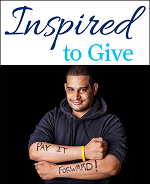 Inspired to Give