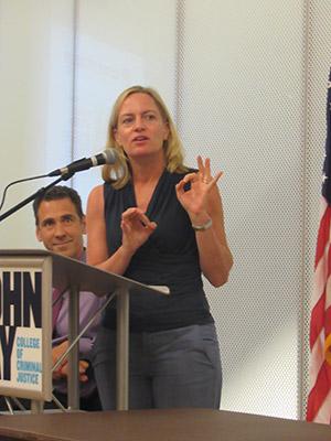 Allison Pease, Associate Provost for Institutional Effectiveness