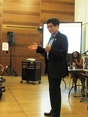 Provost Yi Li