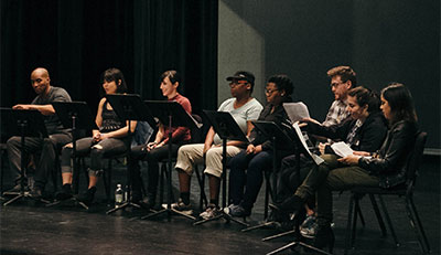 """Student Playwrights Confront Sexual Violence in """"Seeing Rape"""""""