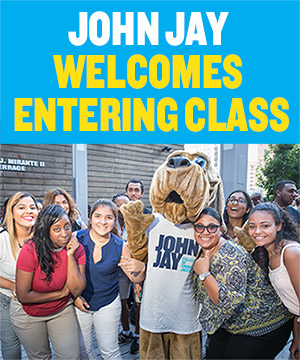 John Jay Welcomes Entering Class