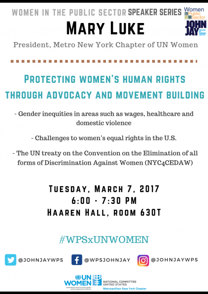 Protecting Women's Human Rights through Advocacy and Movement Building