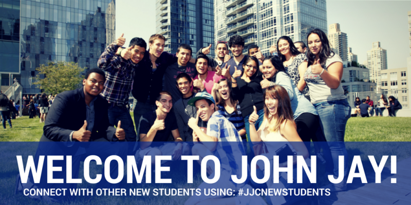Welcome to John Jay #jjcnewsstudents