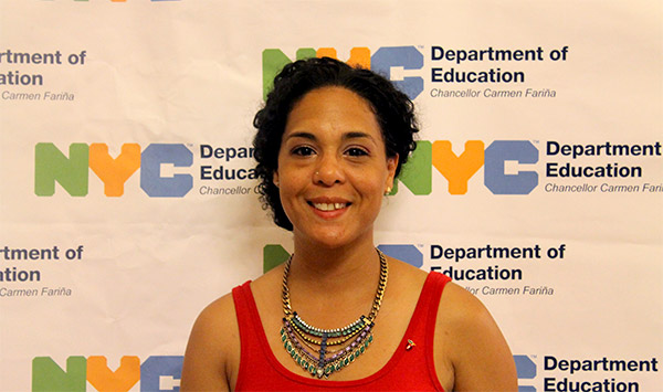 Alumna Rosie Orengo is Recognized as Best in NYC