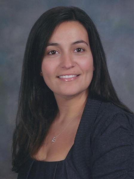 Director of Sponsored Programs Susy Mendes, MBA, MA