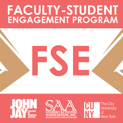 Faculty-Student Engagement Fund flyer.