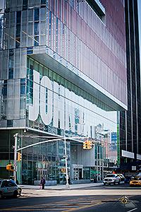 JJC's New Building